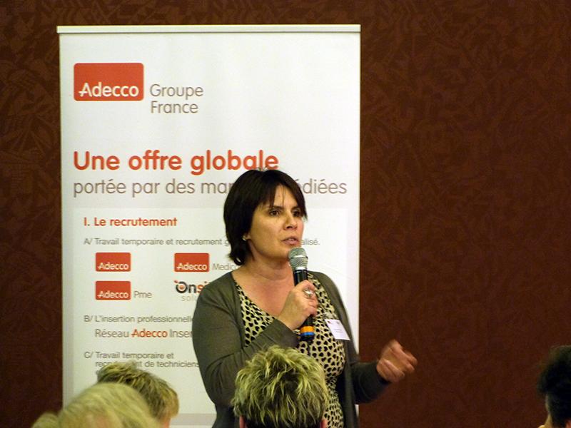 Cécile Mathivet, directrice du Lab'Ho