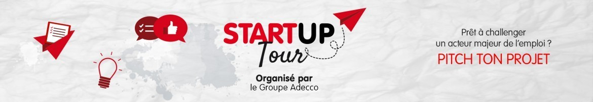 Adecco Start Up Tour