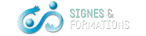 Logo Signes & Formations
