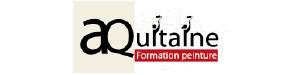 Logo Aquitaine Formation Peinture