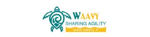 Logo Waavy