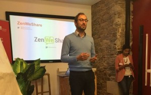 Nantes - Pitch ZenWeShare